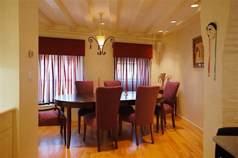 Boston Condo Eclectic Dining Room Boston By Leslie Dining Rooms Boston