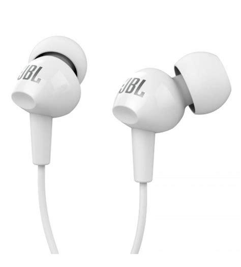 Headphone Jbl C100si Jbl C100si Wired In Ear Headphones With Mic