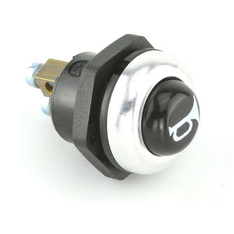 push button l switch aluminium bezel push button horn switch car builder