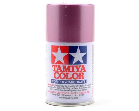 Paint Tamiya Ps 50 Sparkling Pink Anodized Aluminium Spray Can tamiya ps 50 sparkling pink anodized aluminum lexan spray
