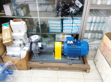 Pompa Centrifugal End Suction Pompa Ebara Fsa Series Centrifugal End Suction