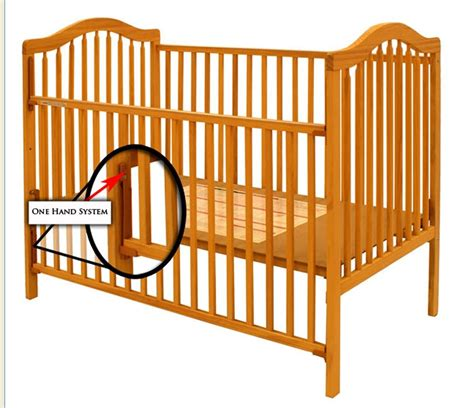 After Dozens Of Deaths Drop Side Cribs Outlawed Baby Cribs With Drop Sides