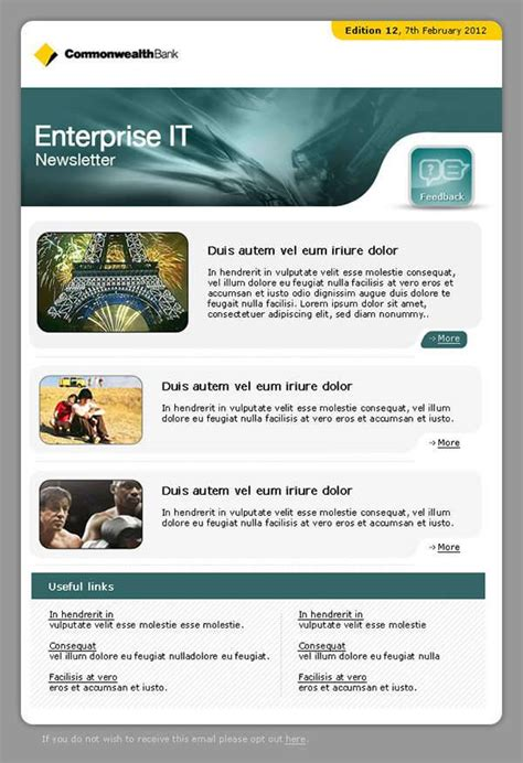 professional newsletter templates newsletter design template design trends premium psd