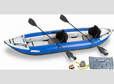 Sea Eagle 380x 3 person Inflatable Kayaks and Canoes ... Kayak Explore