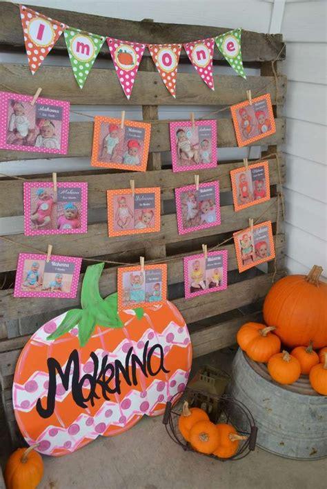 birthday falls on new year pumpkins fall 1st birthday birthday ideas