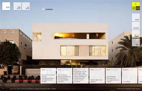 web design architecture agi architects international design firm webdesign