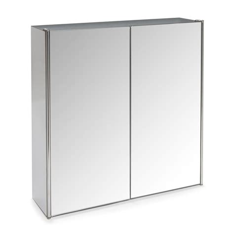 wilko bathroom double cabinet mirror door at wilko com