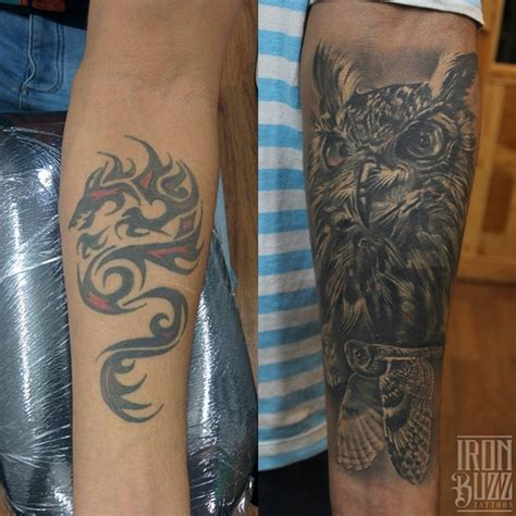 tattoo cover up forearm 15 best forearm tattoos done at iron buzz tattoos mumbai
