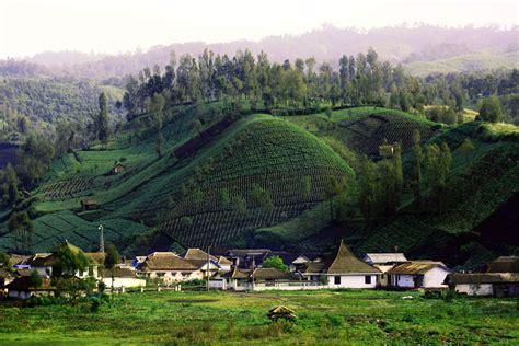 desa tertinggi  indonesia   membuatmu takjub