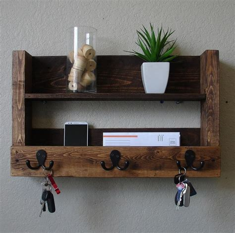 Coat And Key Rack by 17 Best Ideas About Coat Rack With Shelf On