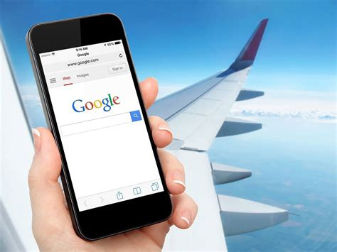 t mobile free inflight wifi how inflight wi fi internet access works