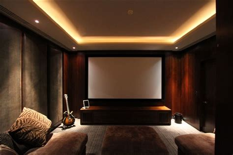 Home Cinema Interior Design by Harrogate Interior Design Home Cinema Room Inglish Design