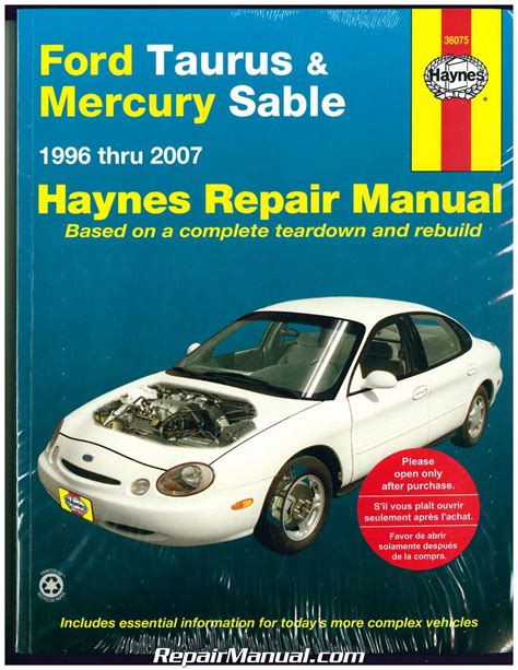 how to download repair manuals 2007 ford edge interior lighting haynes repair manual ford mondeo mk2