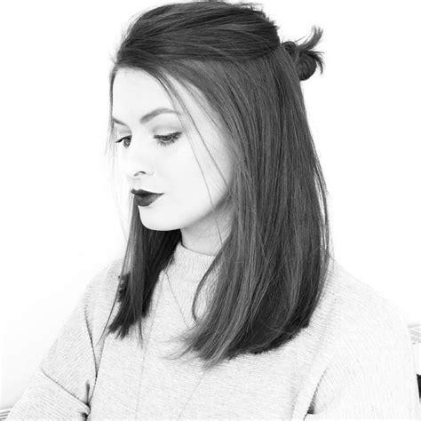 medium length hairstyle sketches la moda en tu cabello cortes de pelo medio con el cabello