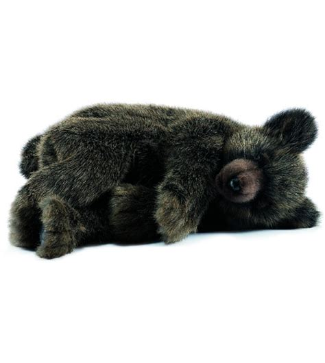 Animal Dormeur by Peluches Anima Bebe Grizzly Dormeur 40cm