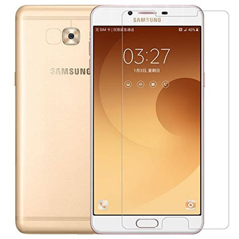 Samsung Galaxy C9 Pro Tempered Glass Anti Gores Screen Guard 10 best samsung galaxy c9 pro screen protectors