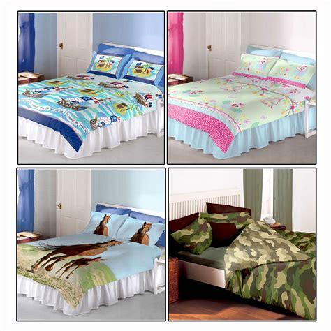 Quilt Sets Uk by Bedding Childrens Duvet Cover Sets