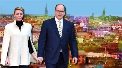 prncipes de irlanda familia real de m 243 naco dos turistas llamados alberto y charl 232 ne las vacaciones en irlanda de