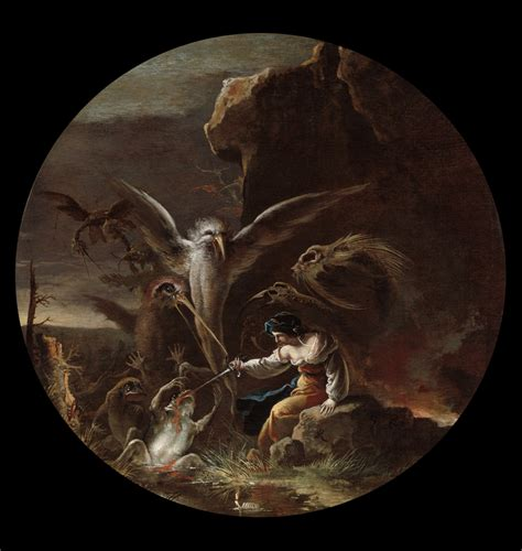 witch craft for brains salvator rosa