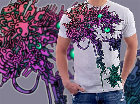 doodle shirt ideas t shirt design mech doodle by bomu on deviantart