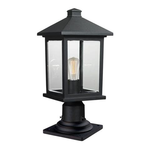 Patio Column Lights 17 Best Images About Pier Mount Masonry Column Lights On Posts Light Walls And Black