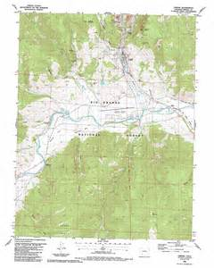 creede colorado map creede topographic map co usgs topo 37106g8