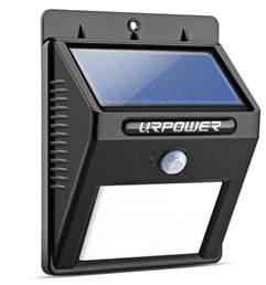 best solar powered motion security light best solar powered security and motion lights ledwatcher