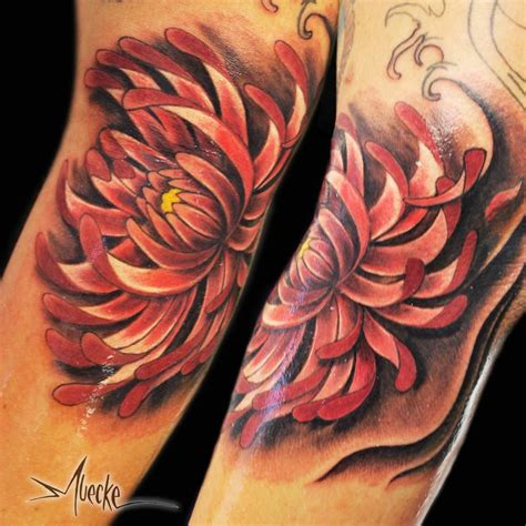 japanese flower tattoos of muecke tattoos animal muecke flower