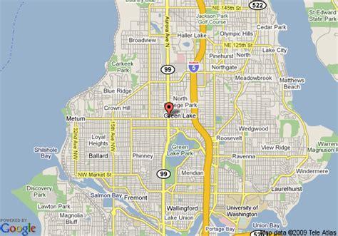 seattle map lynnwood map of travelodge seattle seattle