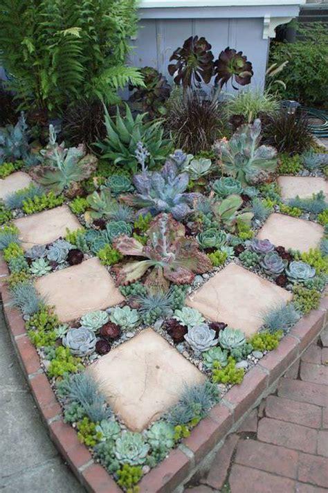 Succulent Garden Ideas 52 Succulent Garden Designs Garden Designs Design Trends
