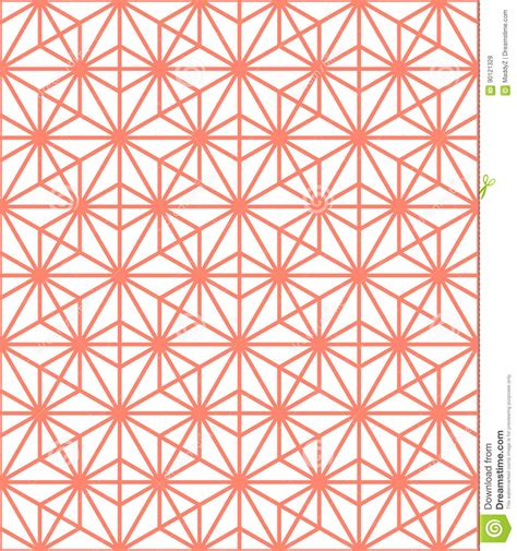 pattern with geometric motifs traditional japanese pattern geometric background vector
