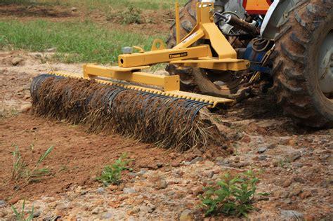 Offset Landscape Rake Lawn Mower Landscape Rake Lawn Xcyyxh