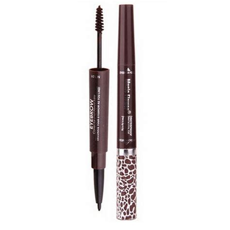Liquid Waterproof Eyeliner No 03 flower makeup waterproof liquid eyeliner makeup eyeliner pencil zd