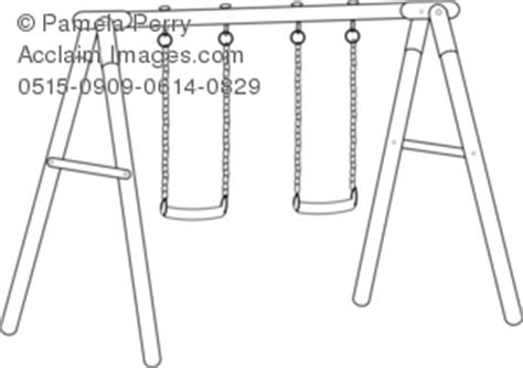 black and white swing swing set clipart www pixshark com images galleries