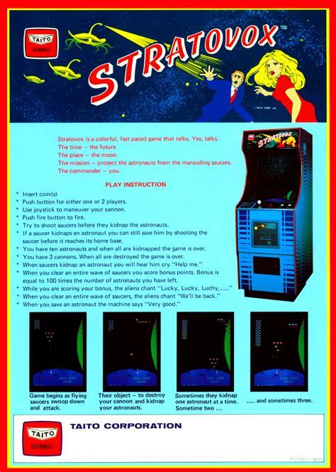 emuparadise emulator stratovox bootleg rom