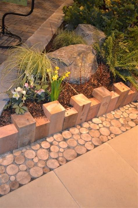 Unique Landscape Edging Ideas 66 Creative Garden Edging Ideas To Set Your Garden Apart