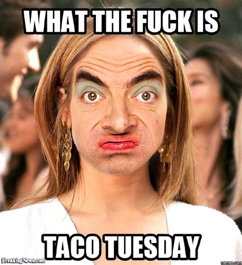 Funny Fucking Memes - 17 best ideas about tuesday meme on pinterest taco humor