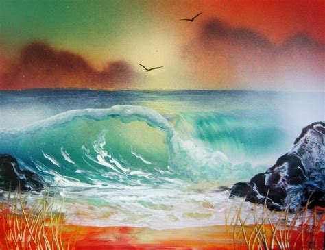 spray painting 50 beautiful painting to get inspire