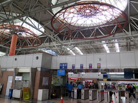 Ktm Kl Sentral Kl Sentral Ktm Komuter Station Malaysia Klia2 Kuala