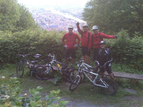 Motorrad Tour Heidelberg by Mountainbike Heidelberg K 246 Nigsstuhl P11 Biker 02 06
