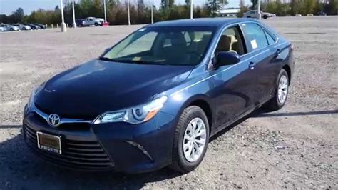 Toyota Camry 2015 Le 2015 Toyota Camry Le Tour