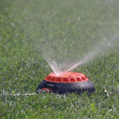 irrigatore per giardino irrigatore per prato e giardino claber 8654
