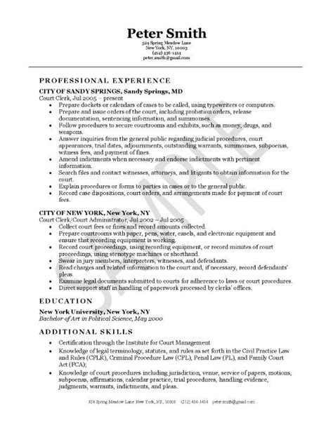 enchanting judicial clerk resume sample also cover letter for