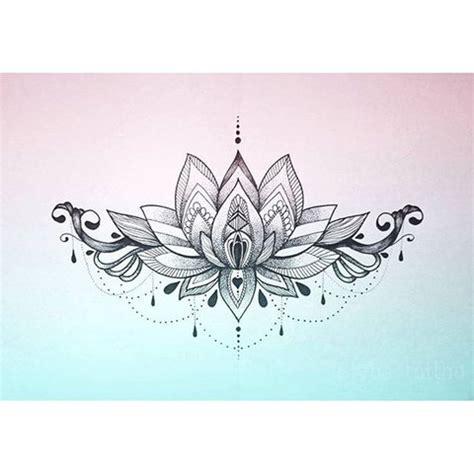 lotus tattoo zeichnung wieviel w 252 rde dieses lotus tattoo kosten sternum