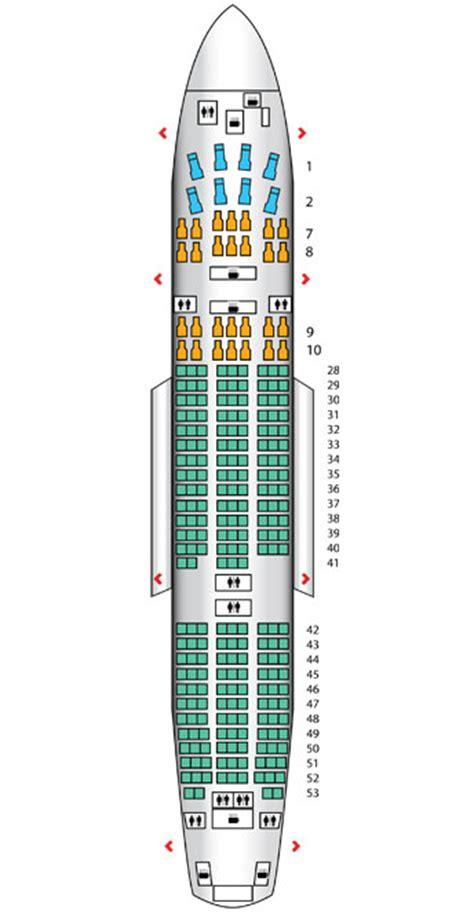 korean air seat b777 200er config 1 korean air seat maps reviews