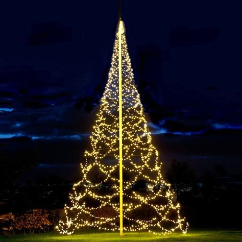fairybell big christmas tree for poles flag pole