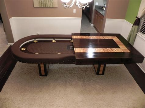 Gaming Dining Tables World Of Mysteries Luxury Dining Table