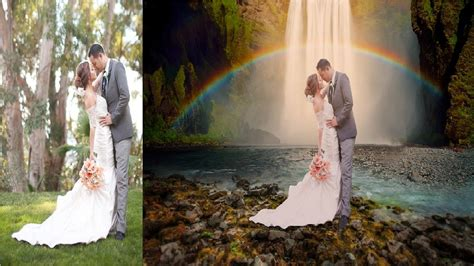 tutorial after effect wedding cool photoshop effects wedding photo effects photoshop