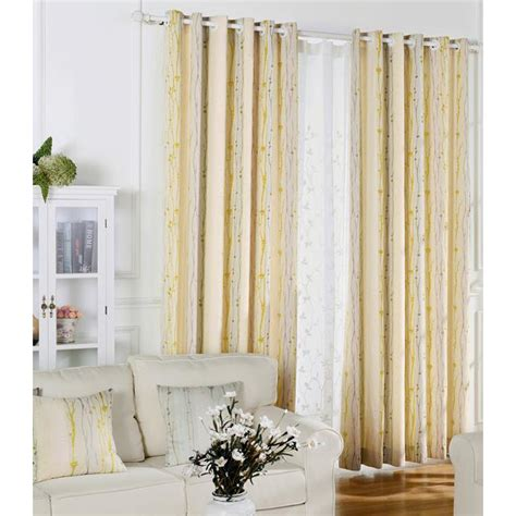 affordable curtains and drapes affordable light yellow jacquard polyester curtains and drapes