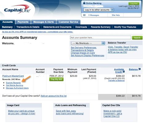 capital one credit card make a payment capital one credit card activation number